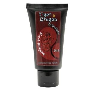 TIGER & DRAGON HOT RED DRAGON BISNAGA 15ML GARJI