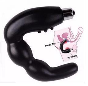 Massageador para a Próstata – Preto