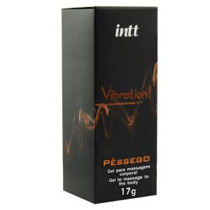 VIBRATION GEL EXCITANTE UNISSEX COM SABOR 17G INTT
