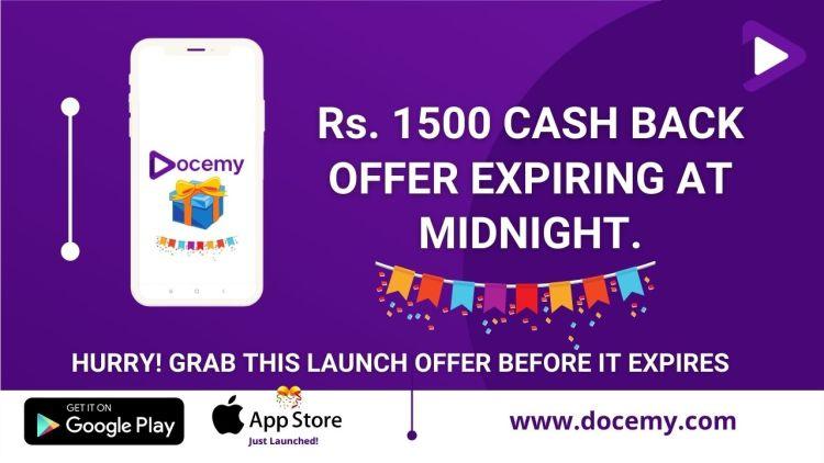 Docemy Offer