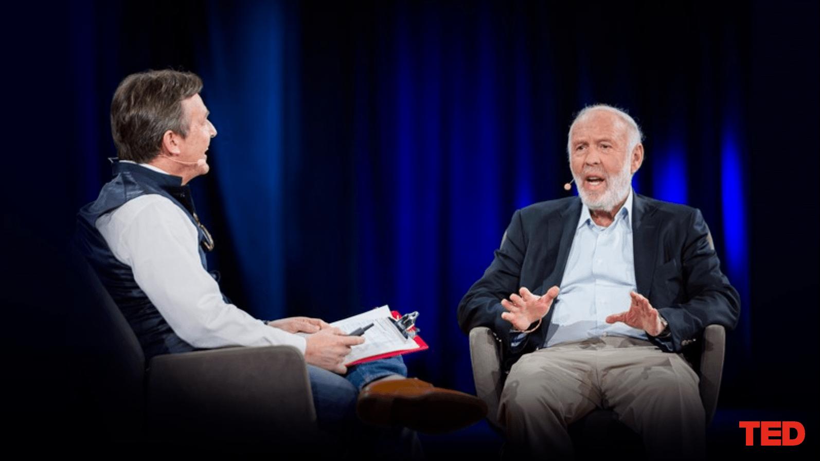 Джим Саймонс: Математик взломавший Уолл-Стрит. Редкое интервью