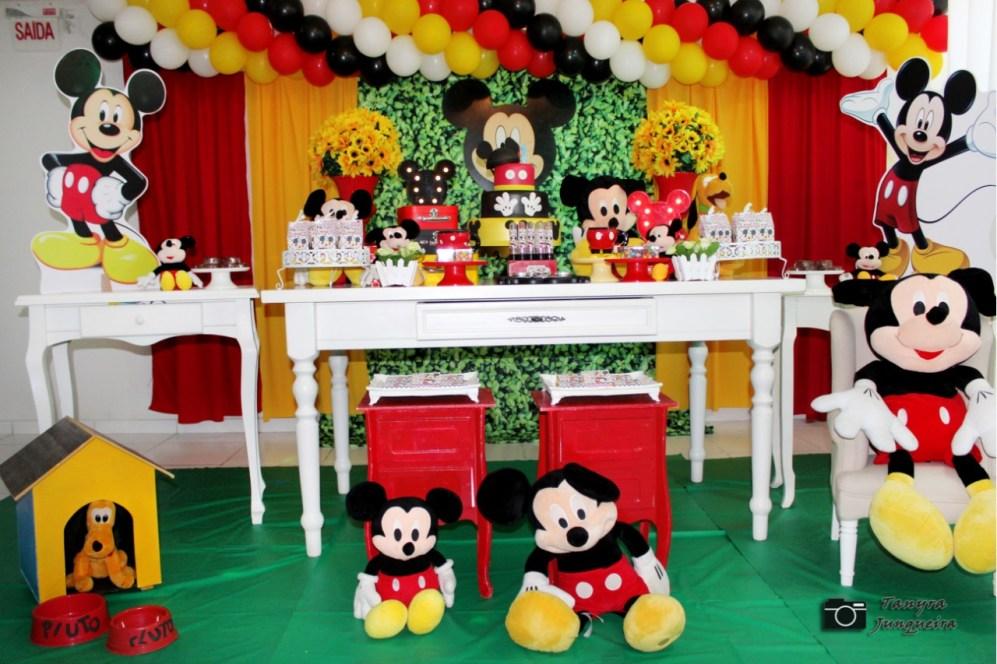 Mickey Tradicional 1