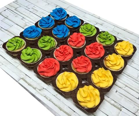 Bolachas & Cupcakes