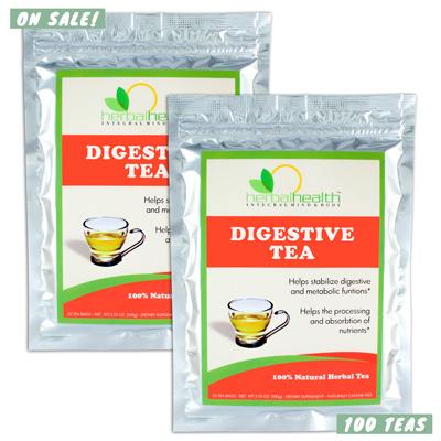 2x Digestive Teas™ | Dr. Gosh