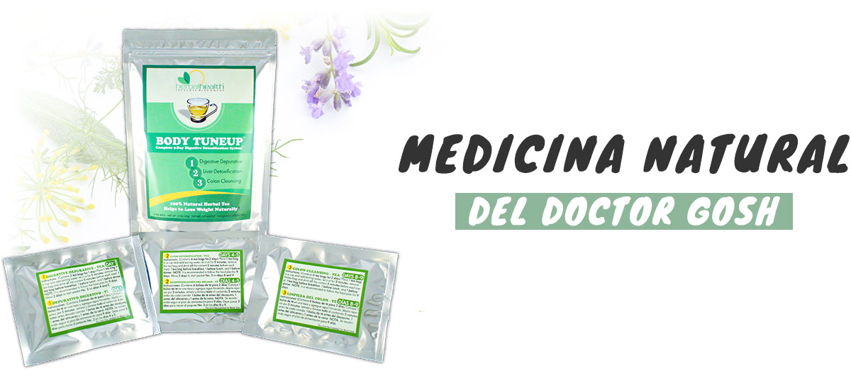 Medicina Natural del Doctor Gosh