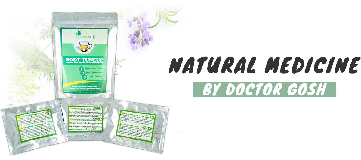 Natural Medicine by Doctor Gosh