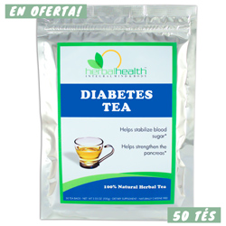 Té Diabetes™ | Dr. Gosh
