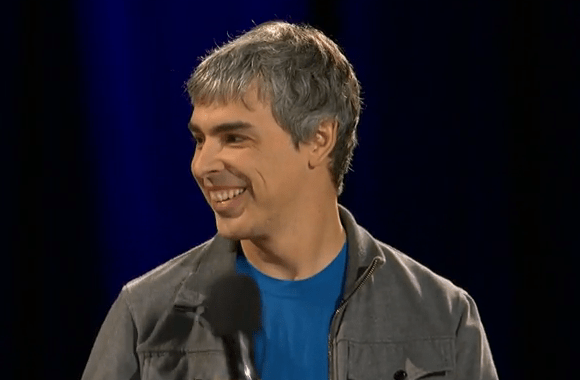 Way More Than Search Engine Marketing – Google's Vision Directly from Larry Page (video)