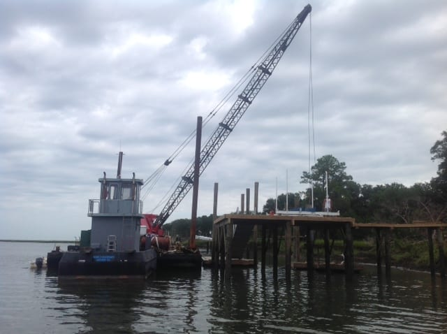 Barbour Island Dock Renovation-Watson
