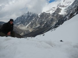 My first experience of himalayan isolation I as crossed the Nanga La Pass (4950m). I didn't see a soul for two days.