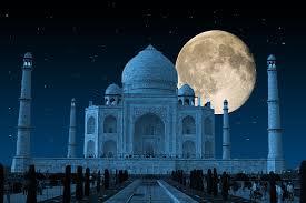 Taj Mahal : The pride of India (2/2)