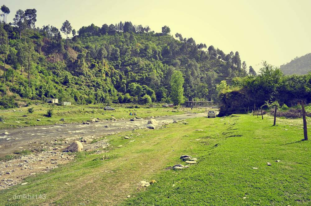 Road trip to Chail and Shimla (1/6)