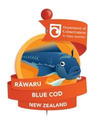 Rawaru - Blue Cod