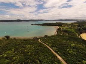 Rotoroa Island afer.