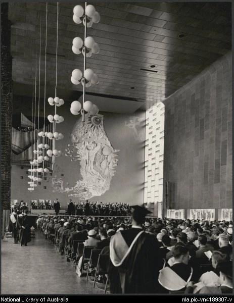nla, Wilson Hall