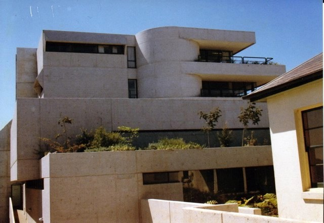 Bidura Children's Court, photo by Andrew Milcz (1983)