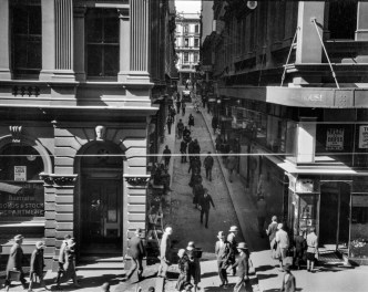 Rowe Street Photographer unknown, May 1929 (Museum of Sydney)