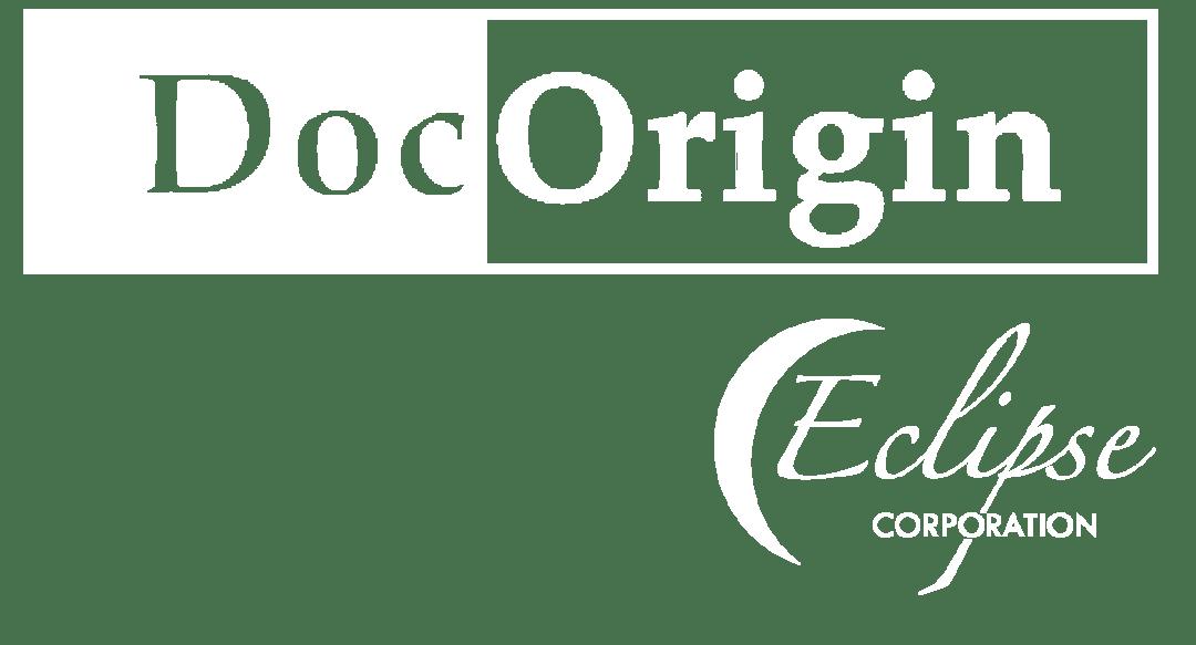 DocOrigin / Eclipse Logo