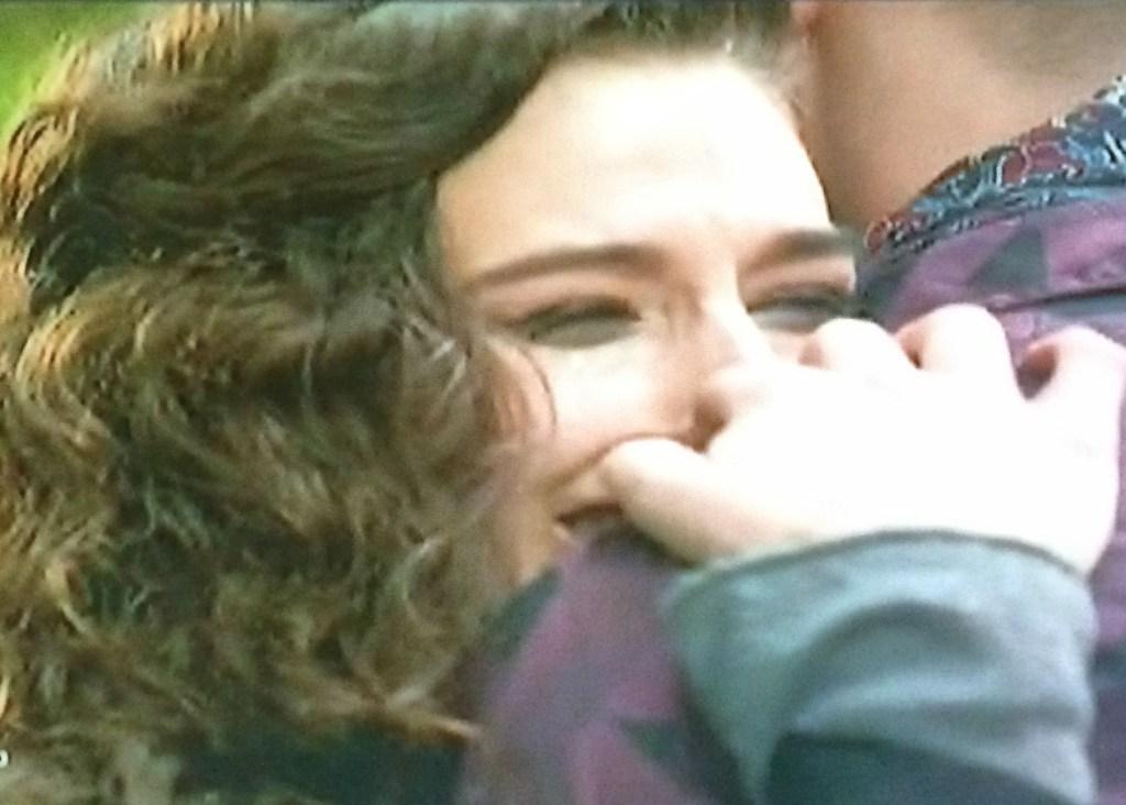 kady crying