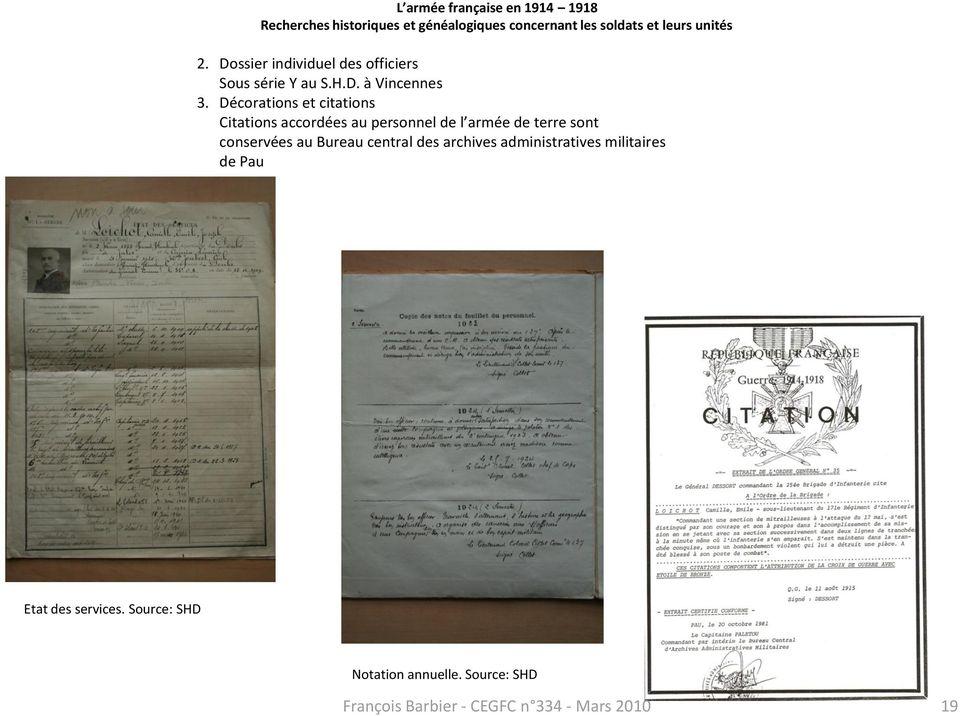 bureau central des archives militaires i1 l arm e fran aise en recherches historiques et g n alogiques concernant les soldats et leurs