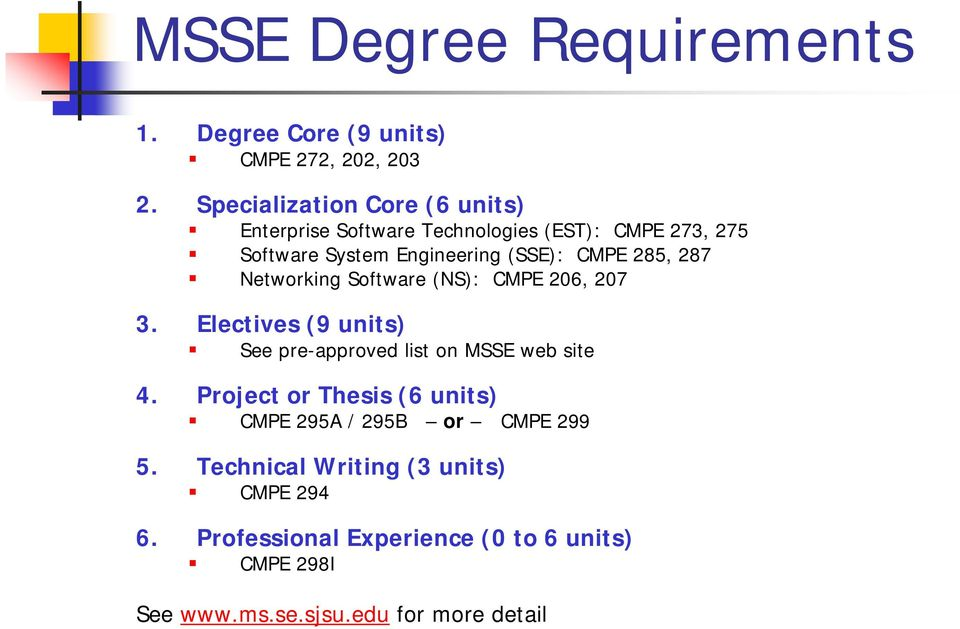 List of thesis topics in software engineering how to write a proposal to teach