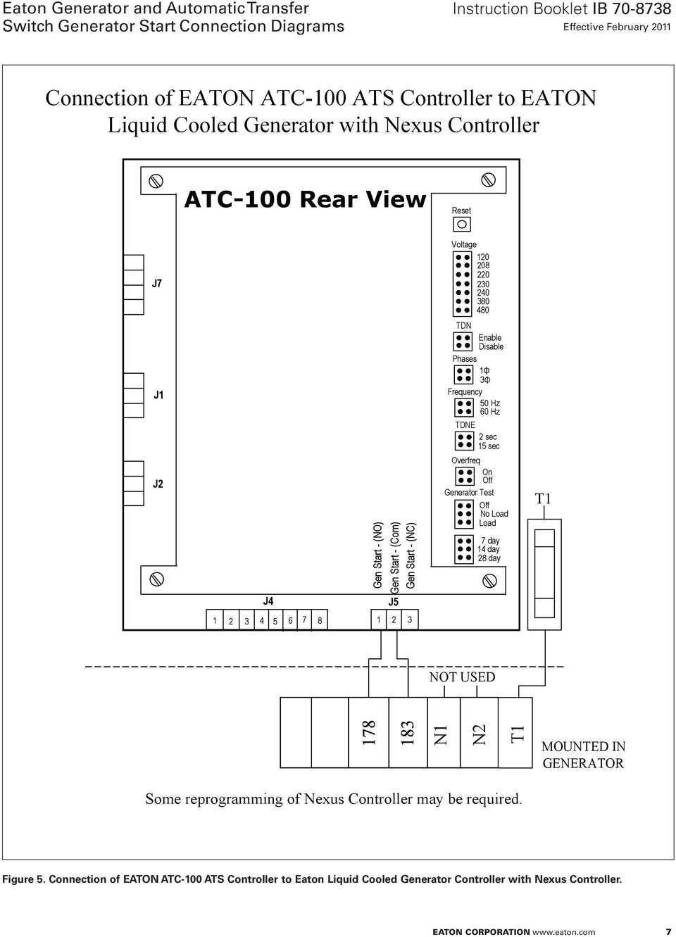 Eaton Manual Transfer Switch Wiring Diagram : Wiring diagram mustand l bakdesigns
