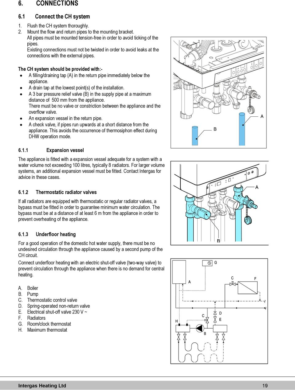 Combi Boiler Zone Valves Circuit Diagram Valve Pictures