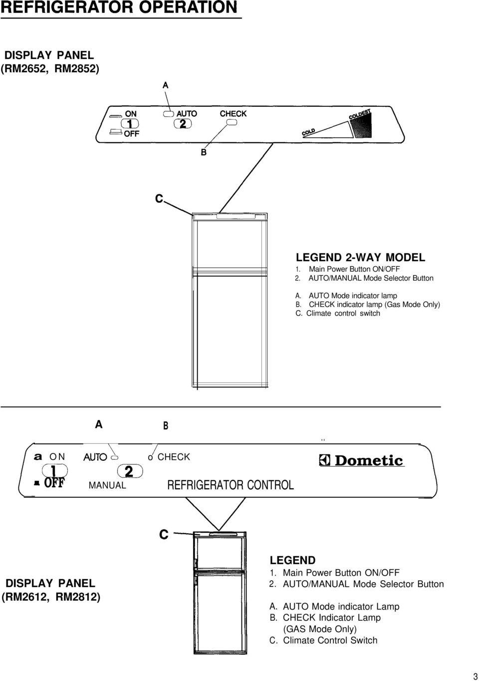 ➤ diagram dometic rm2193 wiring diagram 1998 denny benoit diagramdometic rm2652 wiring schematic