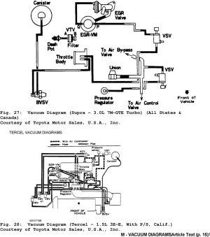 [DIAGRAM] 1995 Toyota Tercel Egr Diagram FULL Version HD
