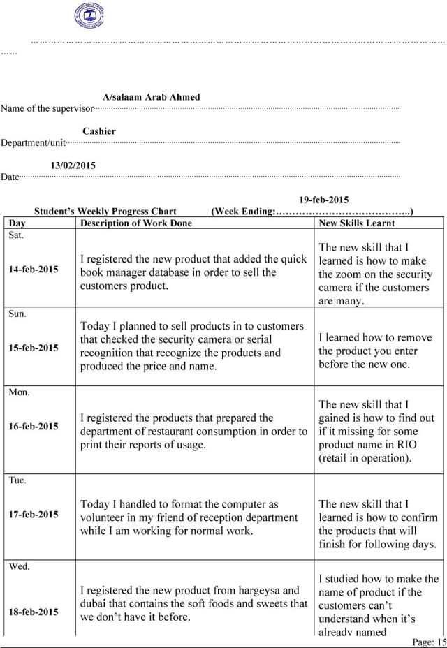 STUDENT S ATTACHMENT LOG-BOOK - PDF Free Download