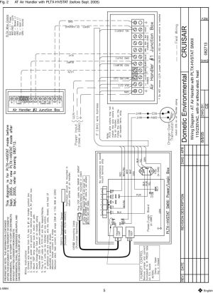 TW Air Handler Wiring Diagrams  PDF