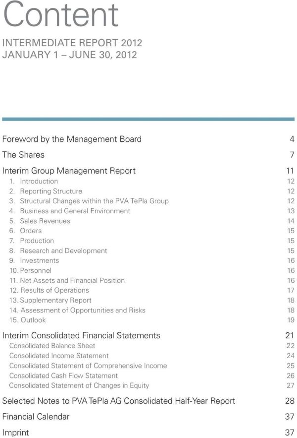 Intermediate Report. Intermediate Report - PDF