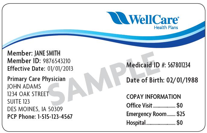 Wellcare Medicaid Benefits