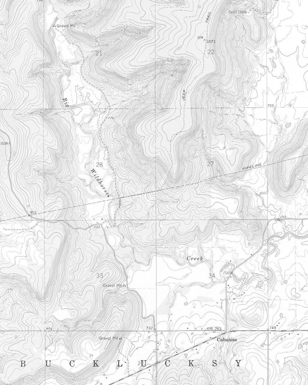 Earth Science Topographic Map Worksheet 2 Answer Key