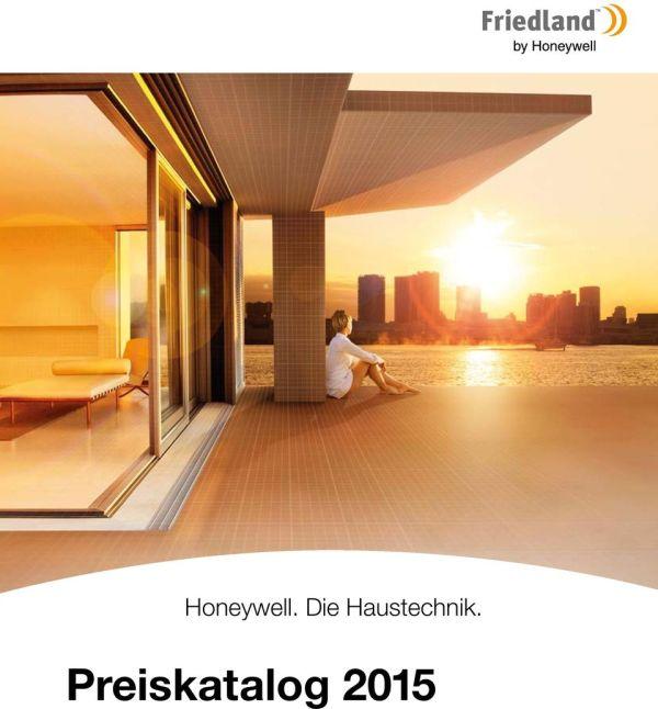 Honeywell Die Haustechnik PDF