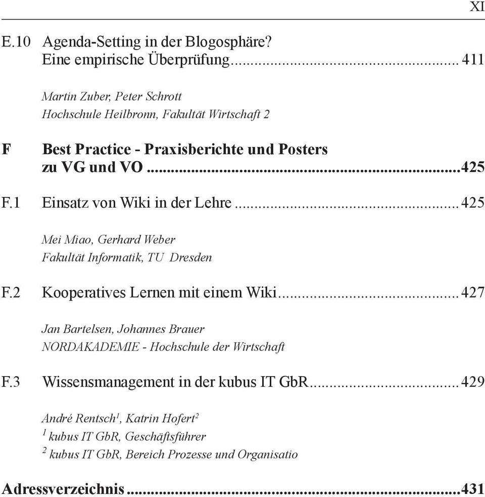 Einsatz Von Wiki In Der Lehre  Mei Miao Gerhard Weber
