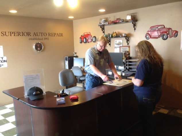 Superior Auto Repair Auto Repair Salt Lake City U