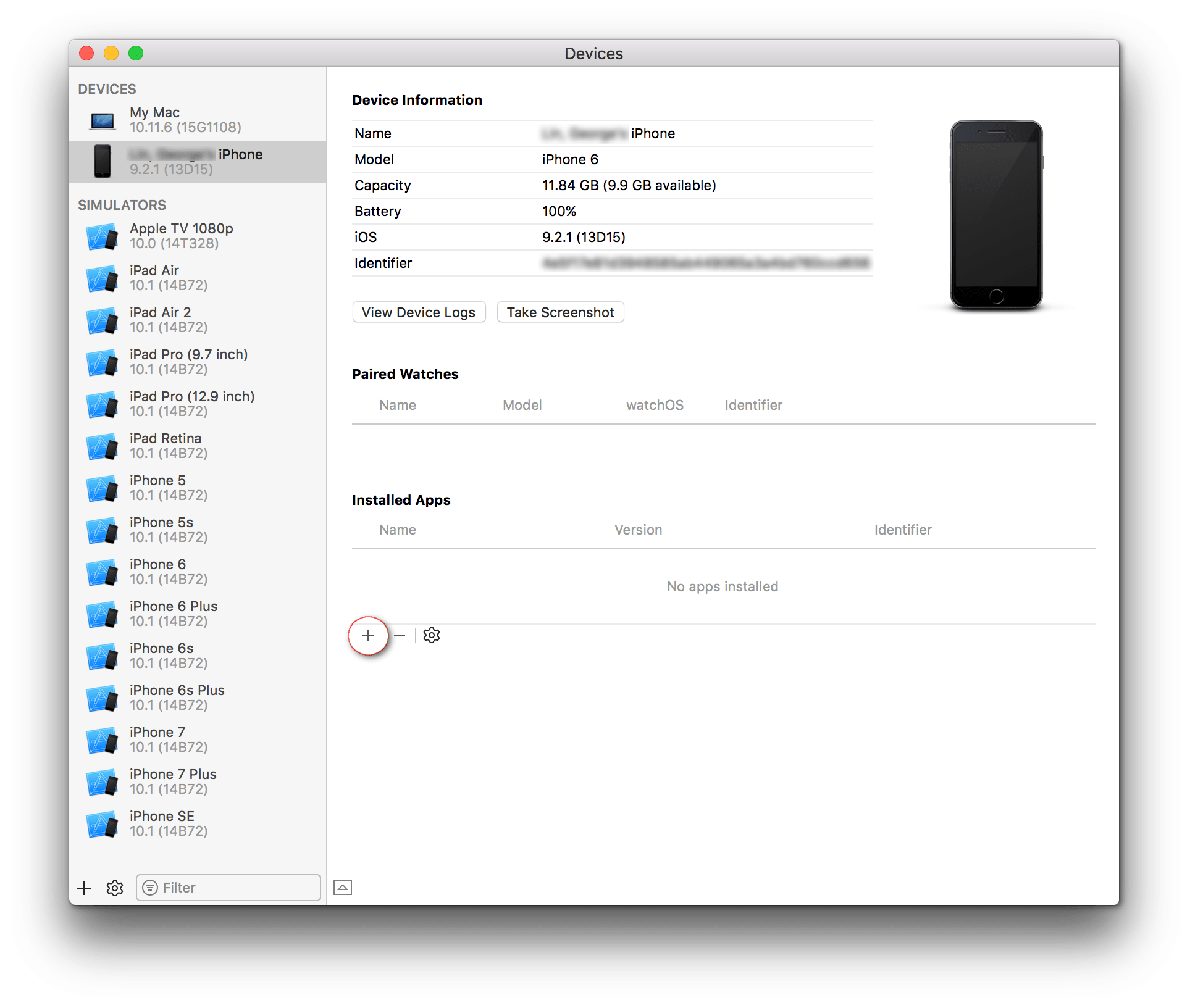 Building The Sample Ios App From Aws Mobile Hub