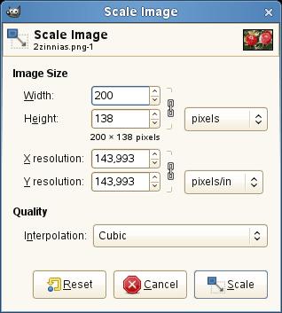 6.21. Размер изображения