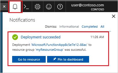 Define new function app settings