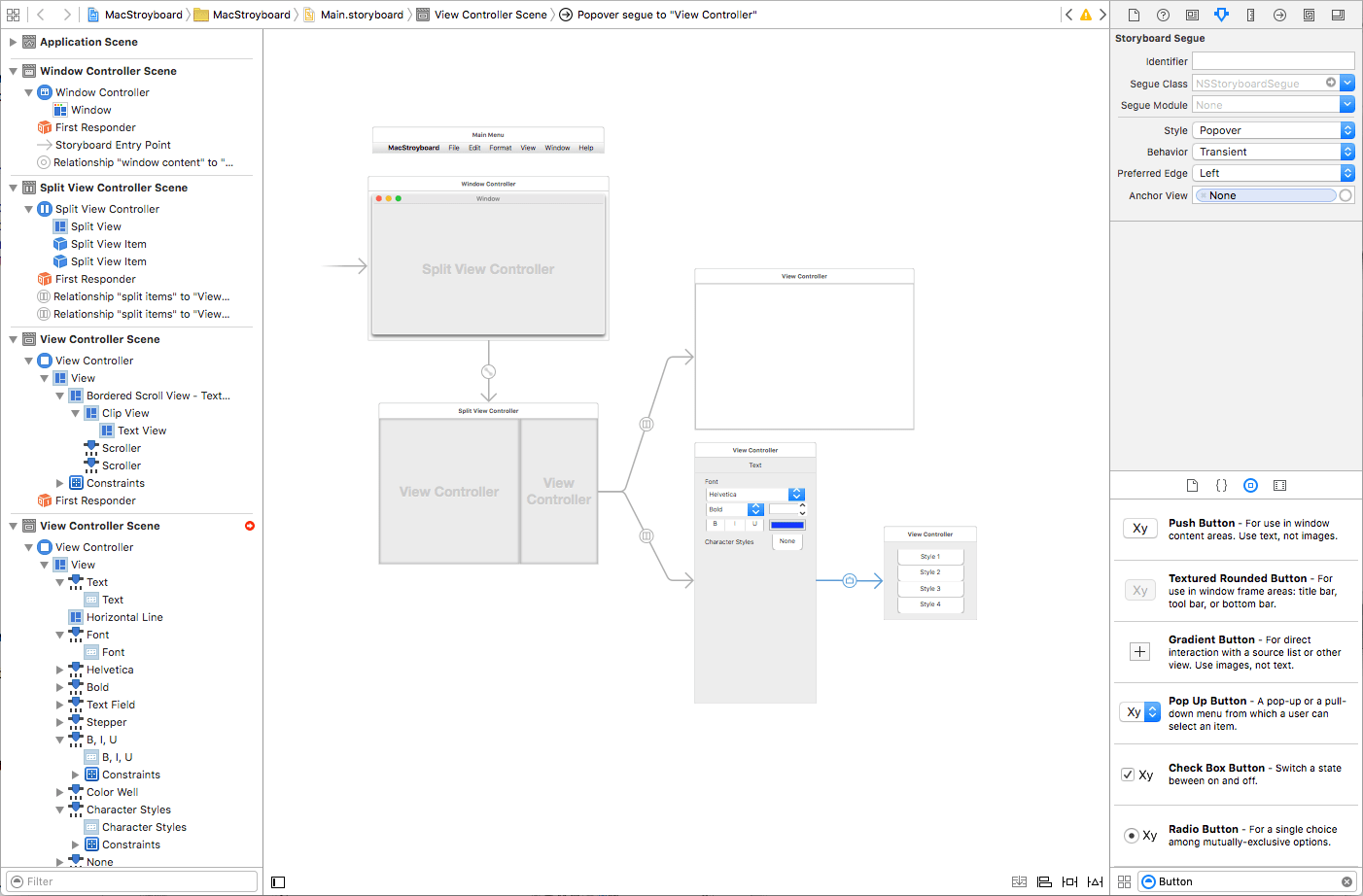 Working With Storyboards In Xamarinc
