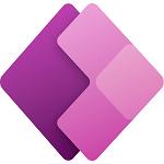 Logotipo da Power Apps