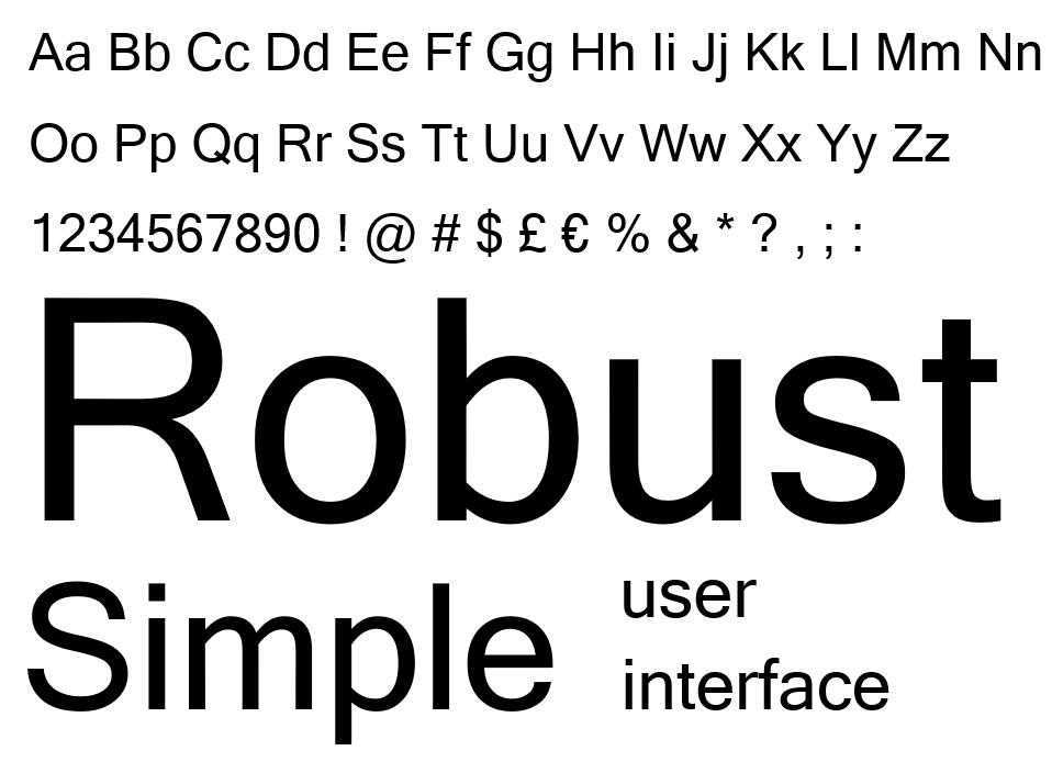 Microsoft Sans Serif font family - Typography | Microsoft Docs