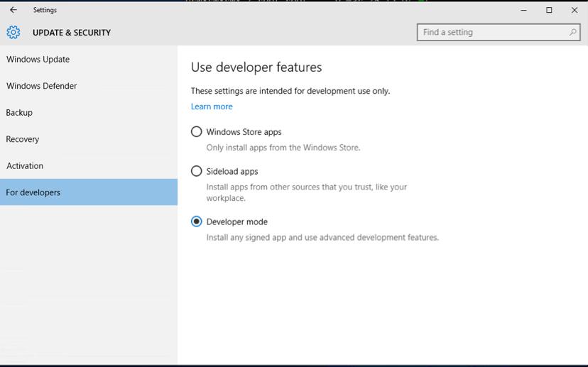 安裝或移除 Windows 10 年度更新版或建立者更新 | Microsoft Docs