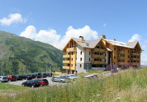 Appartement 2 pièces 4 personnes (BBF) à Valmeinier, Alpes ...