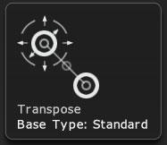 Transpose Brush