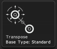 Transpose Brush