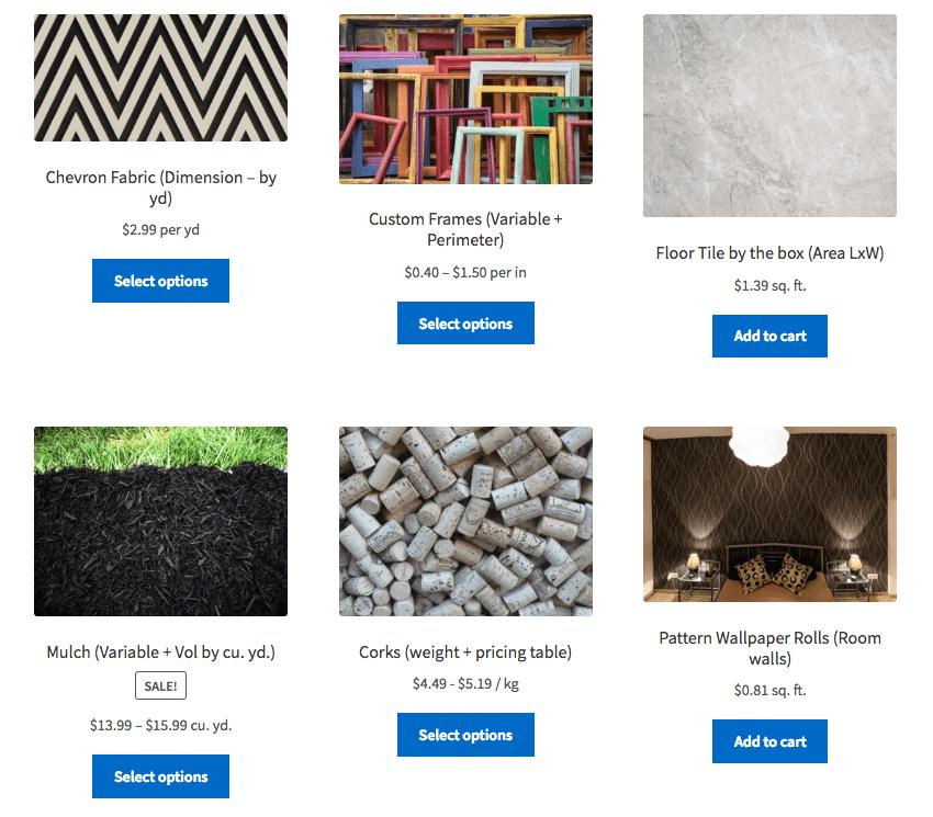 WooCommerce Measurement Price Calculator: Pricing Per Unit in Catalog