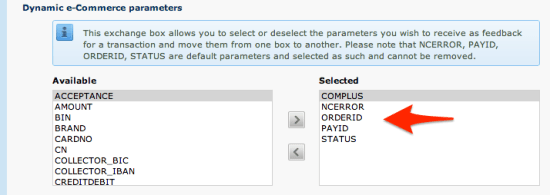 woocommerce-ogone-selected-parameters
