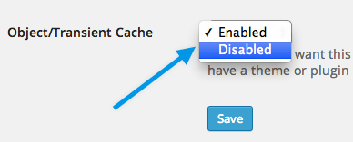 wpengine_disable_object_caching